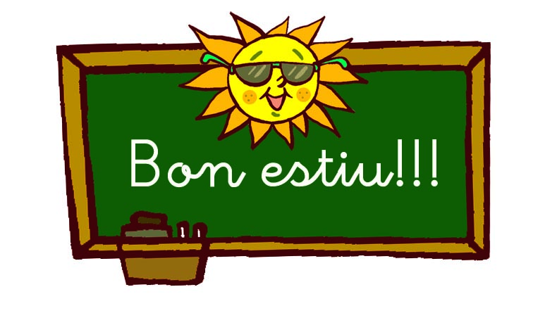 Bones Vacances d'estiu..!!! – Comtes de Torregrossa